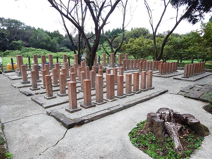 H25城ノ原官軍墓地